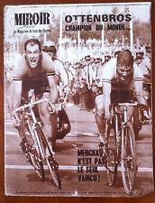 Miroir Sprint 12/8/1969; Ottenbros champion du monde/Tim Volimer/ Sapeja/ Bracke