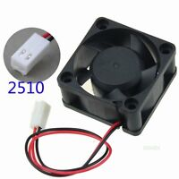 DC 12V 40x40x20mm 40mm 4cm 2Pin 2510 Connector PC Computer Cooling Cooler Fan