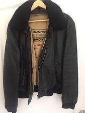 Vintage Used Levi Strauss Leather jacket Size L