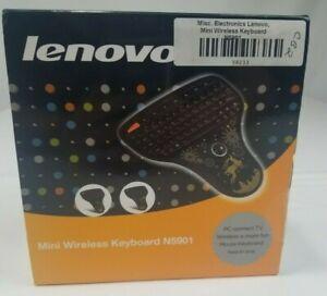 Lenovo Mini Wireless Keyboard N5901 BRAND NEW SEALED