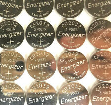 **FRESHLY NEW** 20x Energizer CR2032 Lithium Battery 3V Coin Cell Exp 2024