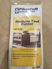 HO SCALE PIKESTUFF MACHINE TOOL CENTER #541-0101 NEW