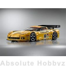 Kyosho Inferno C6-R GT2 Race Spec Corvette ReadySet 1/8 Nitro On-Road w/KT-201