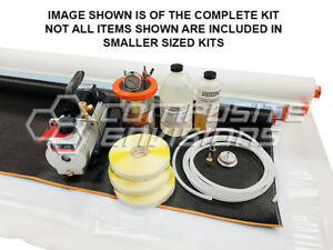 Vacuum Bagging Starter Kit - Medium Materials Kit