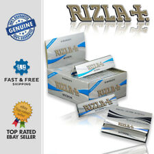 More details for rizla micron king size silver slim thin smoking rolling papers sheets booklets