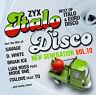 CD ZYX Italo Disco New Generation Vol.10 von Various Artists  2CDs