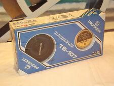 Pioneer TS-107 Original Car Stereo Speaker Vintage Made in Japan