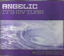 Angelic-Its My Turn cd maxi single