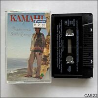 Kamahl - Precious Words & Soothing Songs Tape Cassette (C22)
