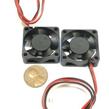 2 Pieces 3010 24V Cooler extruder DC Fan 30 x 10mm Mini Cooling 3d printer A4