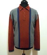 EMPORIO ARMANI Maglione Maglia Uomo Lana Man Wool Sweater Sz.XXL - 54