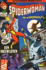 SPIDERWOMAN 09 - EEN NIEUW LEVEN (1982)