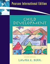 Child Development by Berk 8th Edition textbook