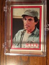 1982 MASH 4077TH Complete 66 trading card set - Donruss