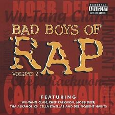 Bad Boys of Rap, Vol. 2 by Various Artists (CD, Aug-2000, BMG Special Product