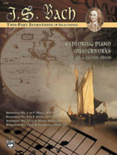 Two-part Inventions (Masterworks); Bach, Johann Sebastian, Piano Albums - 16722