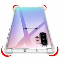 Coque Samsung Note 10 Lite/Plus Note 20 Ultra Housse Silicone Antichoc Bumper