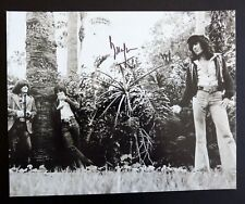 Bill Wyman Rolling Stones Signed Autographed 8x10 Photo BAS Beckett Certified #3