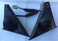 96 97 98 99 00 Honda Civic  2 Dr Coupe Tweeter Speakers Set pair
