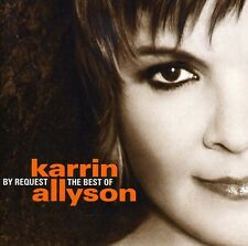 Karrin Allyson - By Request: The Very Best of Karrin Allyson [New CD]