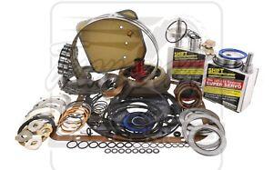 A518 46RE 47RE 46RH Raybestos GPZ Performance Transmission Rebuild L2 Kit 98-02