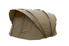 Fox R-Series 2 Man Bivvy XL Khaki NEW Fishing Shelter - CUM248 *SALE*
