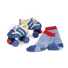 New American Girl Julie's Roller Skates and Socks~in Original AG Box~Retired