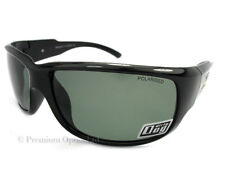 d56a76f743d Dirty Dog JESTER Polarized Sunglasses Shiny Black   Green Polarised 52972
