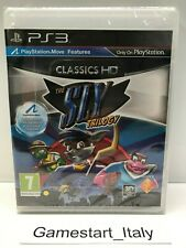 THE SLY TRILOGY - SONY PS3 - GIOCO NUOVO SIGILLATO PAL UK VERSION - NEW SEALED