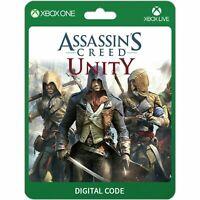 Assassin's Creed Unity Xbox One Codice Download per Gioco Digitale Italiano Key