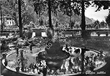 Cartolina - Postcard - Vetta - Reggio Emilia - Giardini Pubblici - anni '60