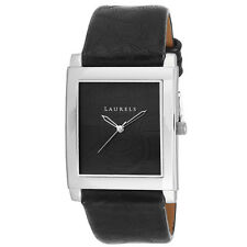 Laurels January 1 Analog Black Dial Men's Watch LL-JNY-0202