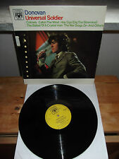"DONOVAN ""Universal Soldier"" LP MARBLE ARCH UK 1967"