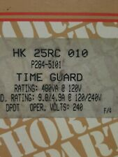 RCD Time Guard HK25RC010 Authorized Parts Time Guard P284-5101