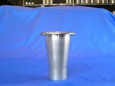 Ram Tube / Velocity Stack 50mm ID x 130mm Long 1.6mm Gauge Aluminium