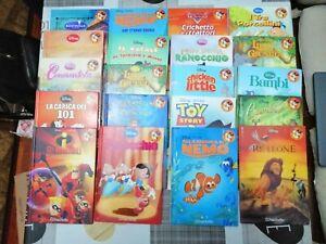 Lotto 22 libri Disney - hachette