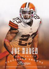 Joe Haden 2013 PANINI PRESTIGE FOOTBALL cartes à collectionner, #50