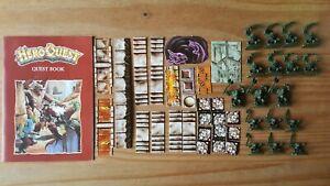 Games Workshop Heroquest Kellers Keep Complete