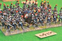 25mm napoleonic / french - line regt. 36 figures - (45279)