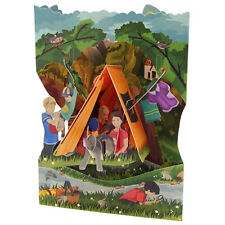 3D Swing Cards by Santoro - Camping - Sg-Sc-160