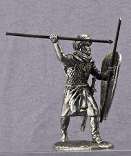 Zinnsoldat Mittelalterlicher Saracens (Faris). Ew-6. 1/32, 54mm