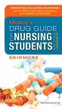 Mosby's Drug Guide for Nursing Students, 11th Edition