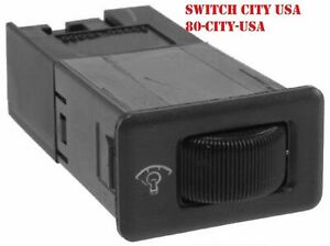 Interruptor Regulador Luz De Tablero Con Bombilla Para Mitsubishi Delica L400 2.8 TD 1994-1995