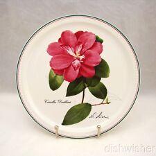 "Villeroy & Boch 1981 NEW YEAR Collector Plate(s) ""Camellia douklaria"" 9 1/8"""