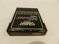 Turbo Colecovision Game Cart Tested Sega