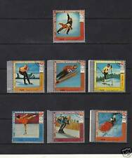 Olympics Used Middle Eastern Stamps