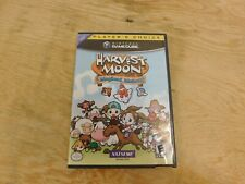 Harvest Moon: Magical Melody (Nintendo GameCube, 2006) Complete
