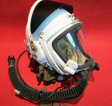 100% FLIGHT HELMET MIG-29 AIR FORCE PILOT HELMET  OXYGEN MASK ONLY:129.9