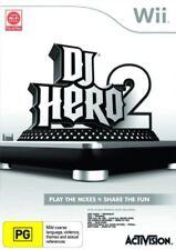 DJ Hero 2 (Software Only) Nintendo Wii