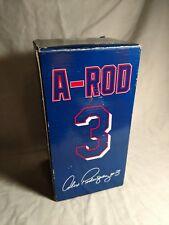 Alex Rodriquez  (A-Rod) Texas Rangers #3 Bobblehead